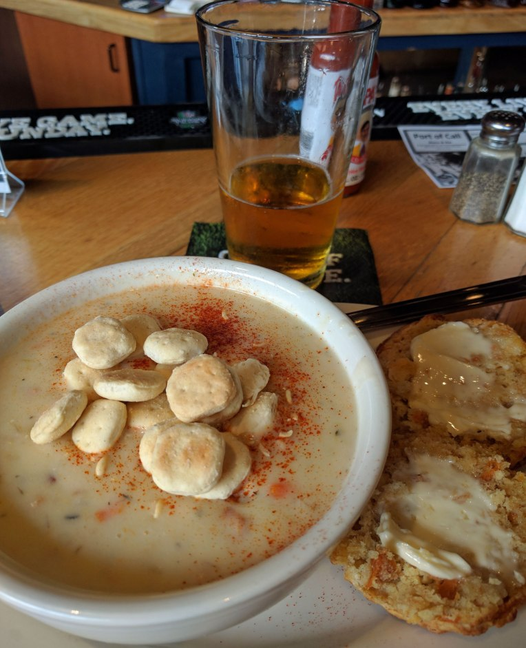 clam-chowder-beer