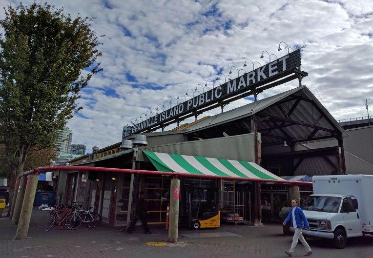 Granville Public Market, an awesome farmers' market